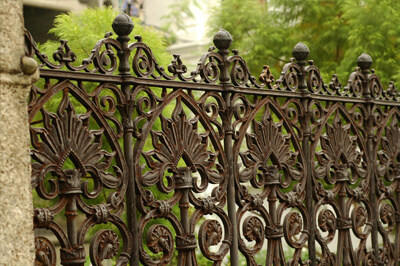 Concord Fence Installation and Repair - Ornamental Fencing 1